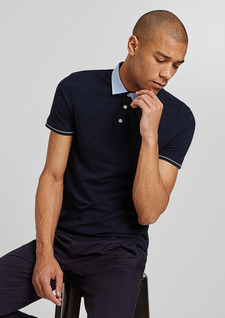 Polo urbain col oxford