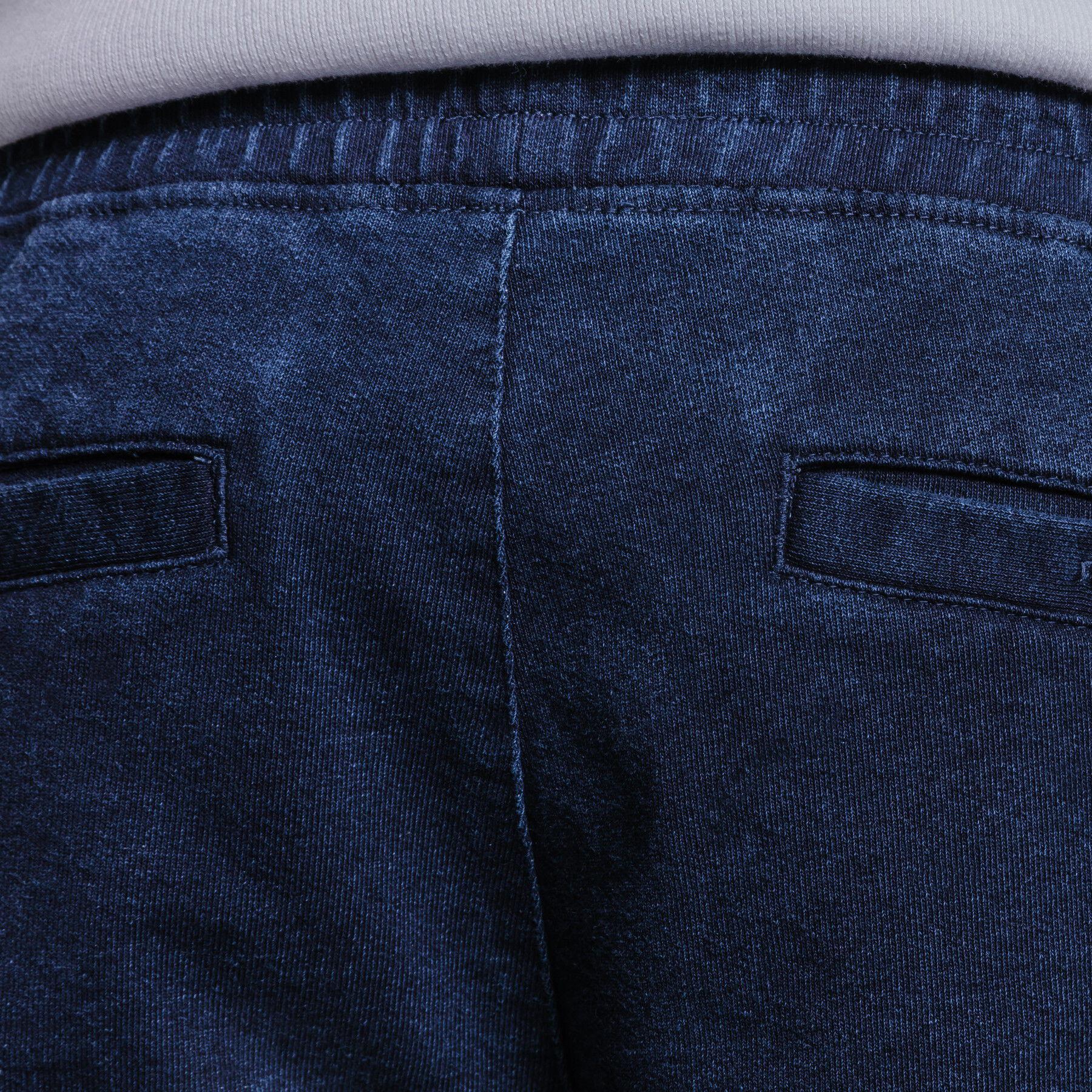 pantalon jogging en maille bleu indigo homme jules. Black Bedroom Furniture Sets. Home Design Ideas