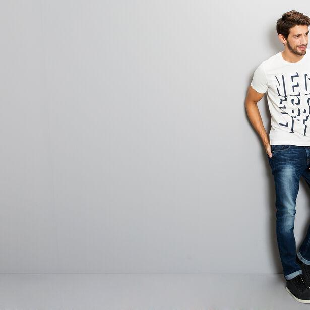 T-shirt imprimé fantaisie