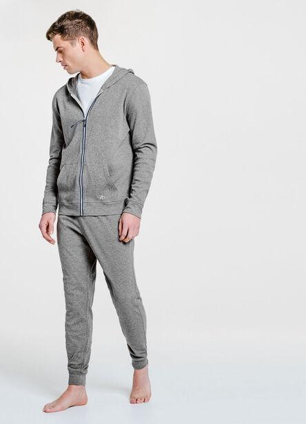 pyjama jersey gris homme jules. Black Bedroom Furniture Sets. Home Design Ideas