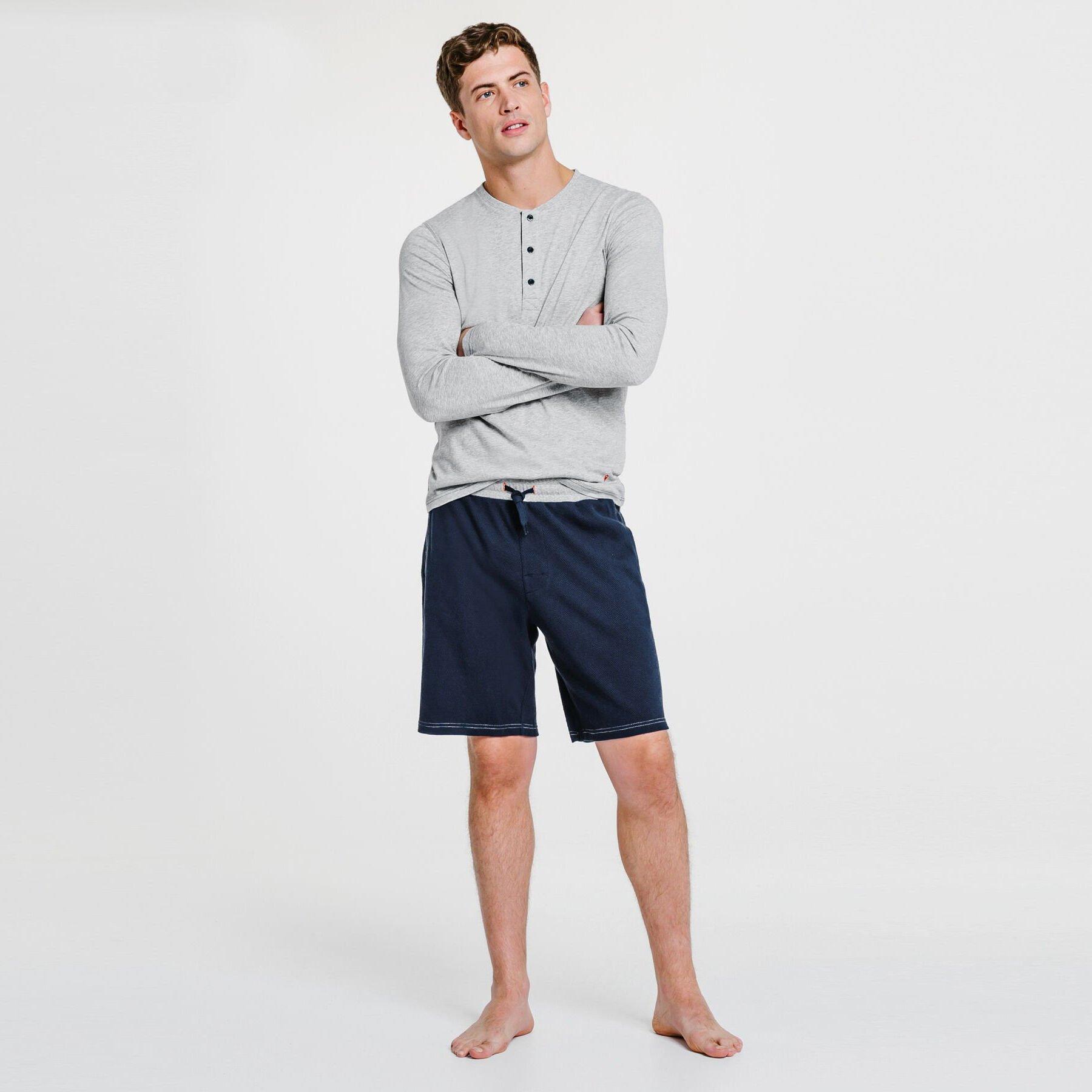 pyjama bleu marine homme jules. Black Bedroom Furniture Sets. Home Design Ideas