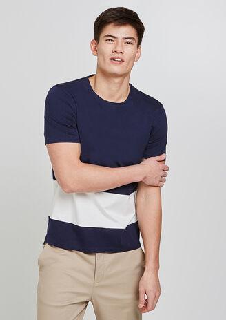 Tee shirt col rond