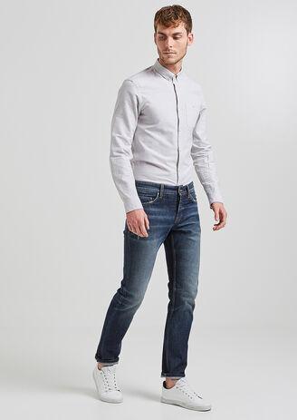 Jean straight selvedge