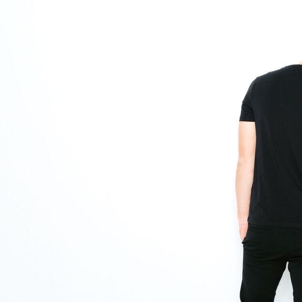 T-shirt col rond Tonight