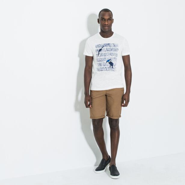 Tee shirt imprimé Toucan