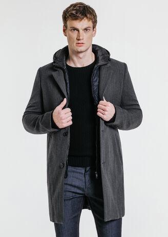 cappotto uomo caban uomo trench giacca uomo jules. Black Bedroom Furniture Sets. Home Design Ideas