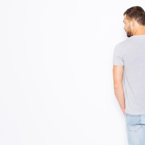 T-shirt col rond Mr Parfait
