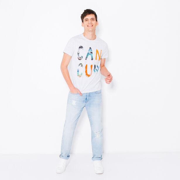 Tee shirt imprimé CANCUN