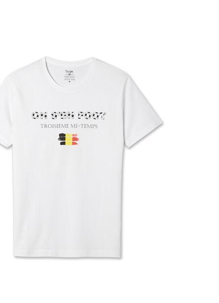 Tee shirt Foot Belgique