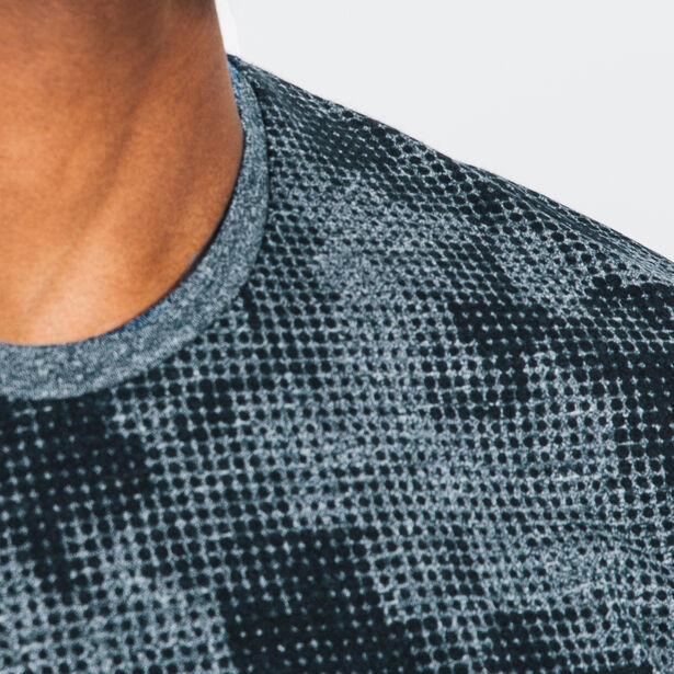 Tee shirt imprimé camouflage