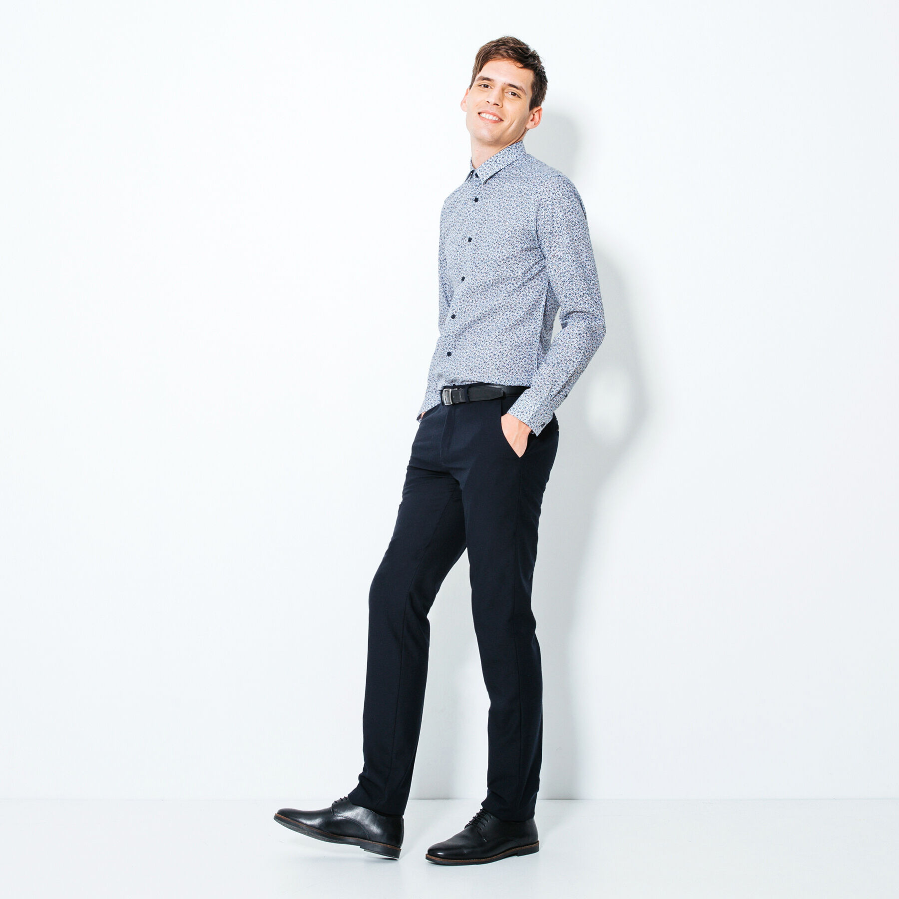 pantalon de costume slim homme jules. Black Bedroom Furniture Sets. Home Design Ideas