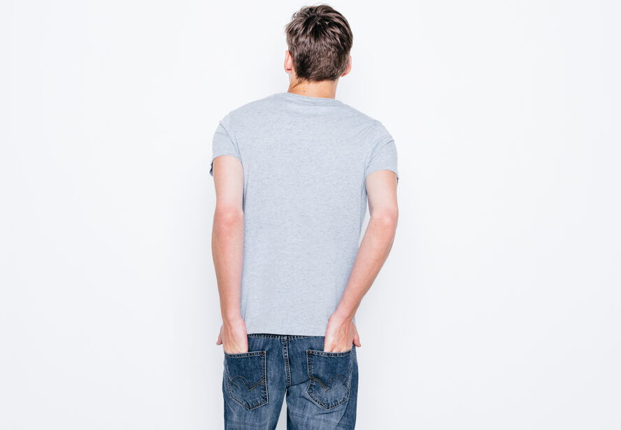 T-shirt col rond City