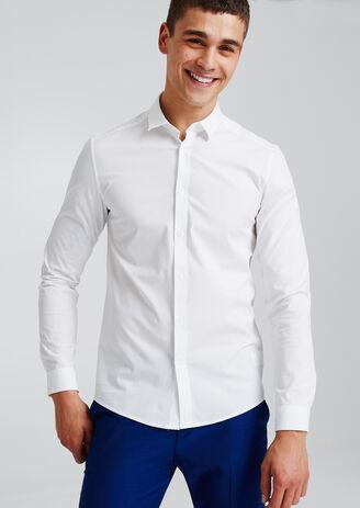 Camicia  slim Stretch