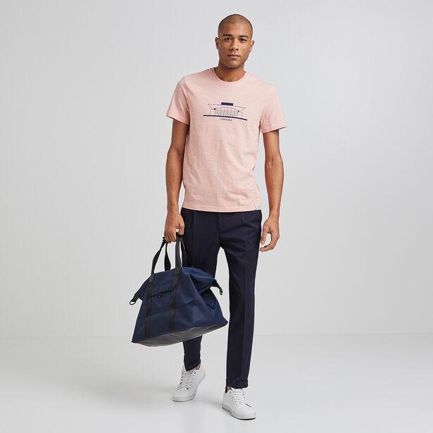 Tee-shirt Copenhague bio La Gentle Factory