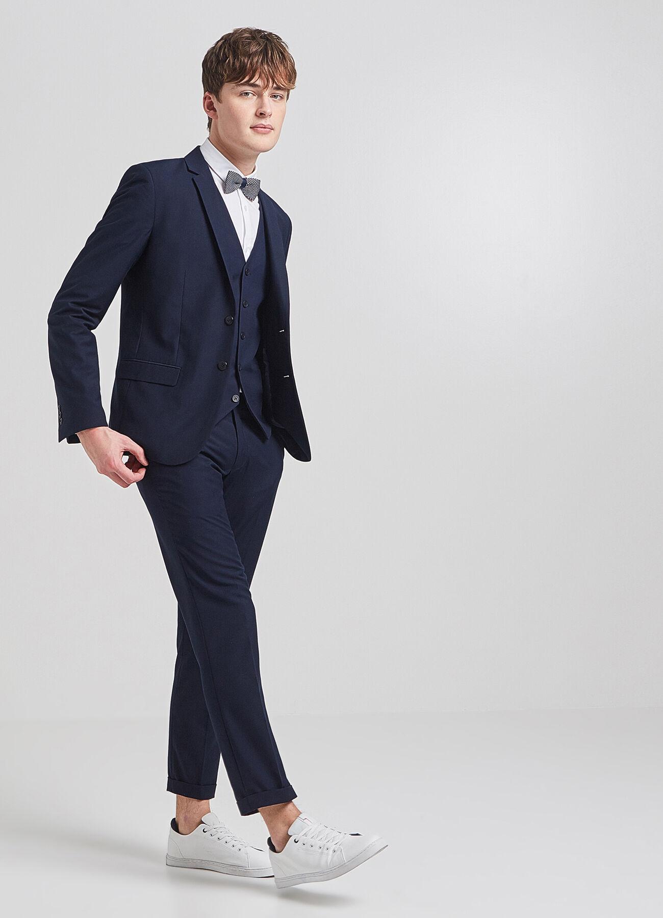 Giacca da abito primo prezzo slip blu medio blu medio uomo for Primo prezzo