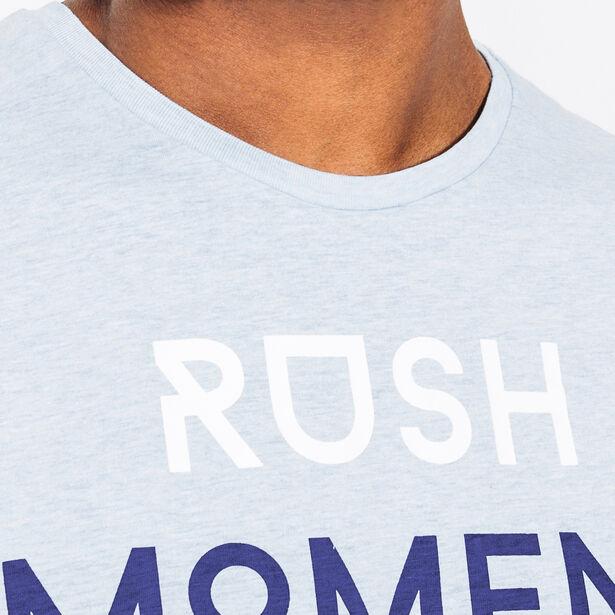 Tee shirt col rond Rush Times
