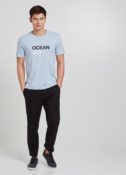 tee shirt OCEAN BOY