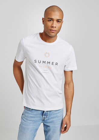 tee shirt SUMMER LOADING