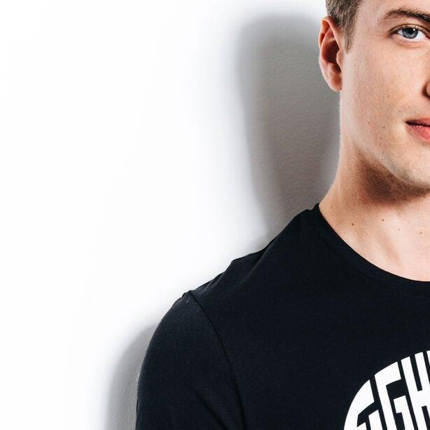 T-shirt col rond imprimé STAR WARS