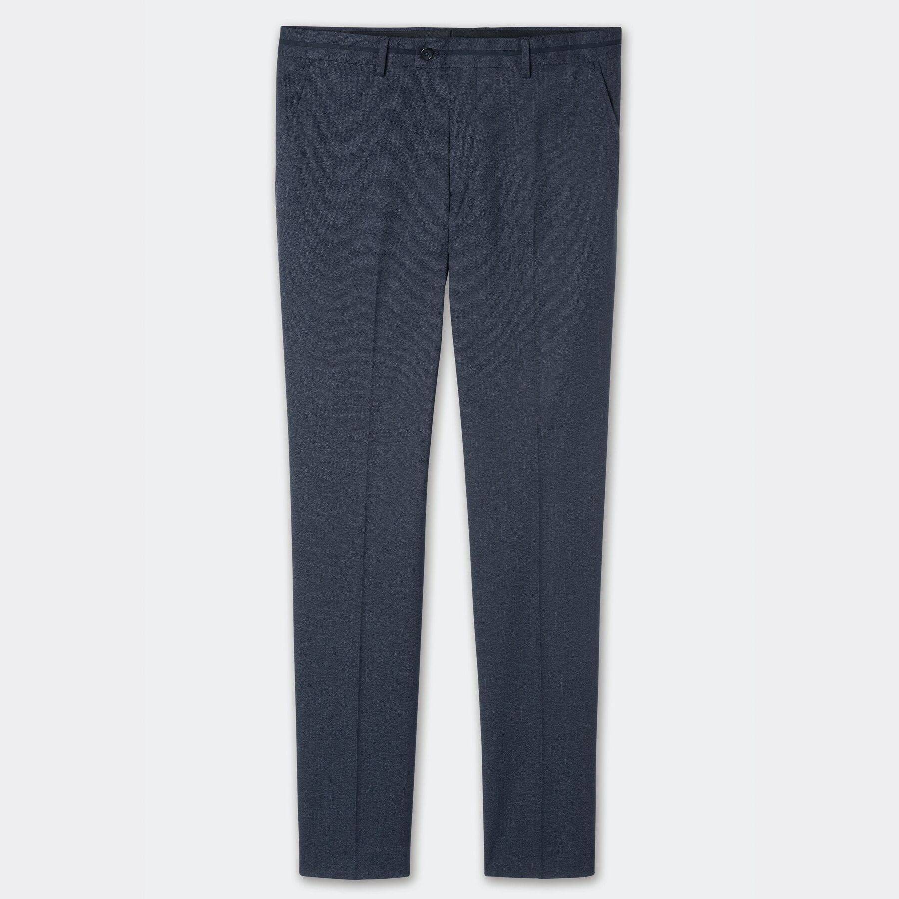 pantalon de costume bleu chin homme jules. Black Bedroom Furniture Sets. Home Design Ideas
