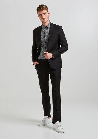 Costume slim noir