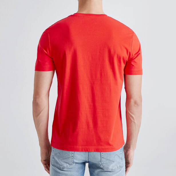 T-shirt met rainbow print en opdruk 'endless'