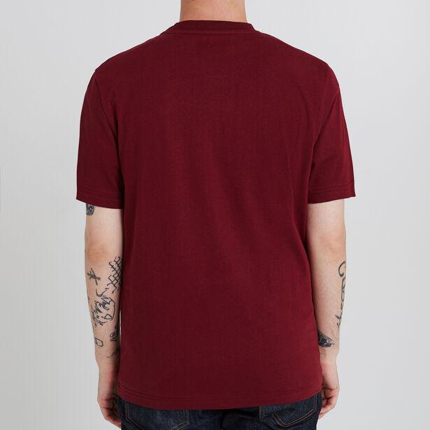 T-shirt ronde hals, voor elke dag van de week 'Sat