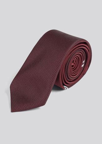 Cravate graphique fantaisie