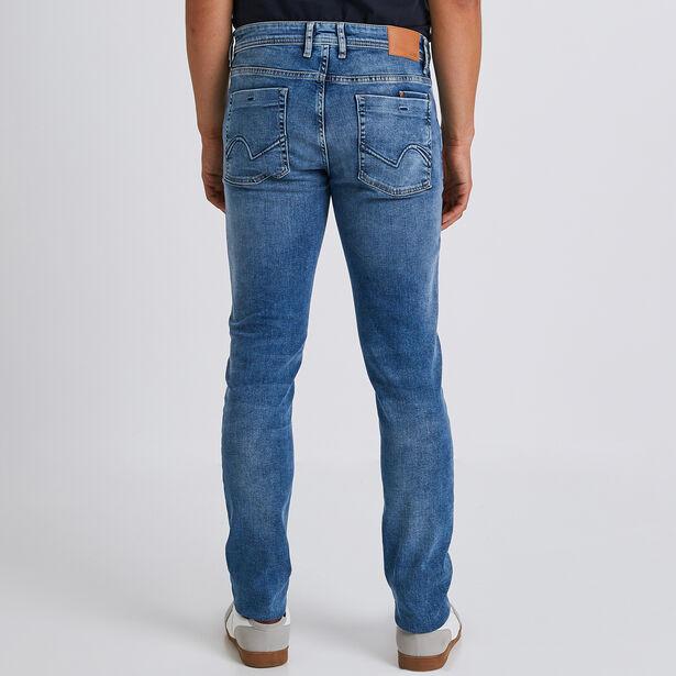 Slim jeans, Rambom bleach
