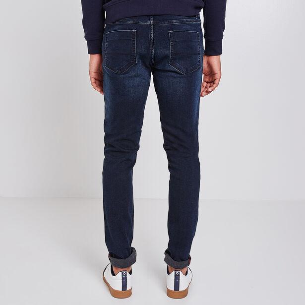 Slim jeans 4L, blue black