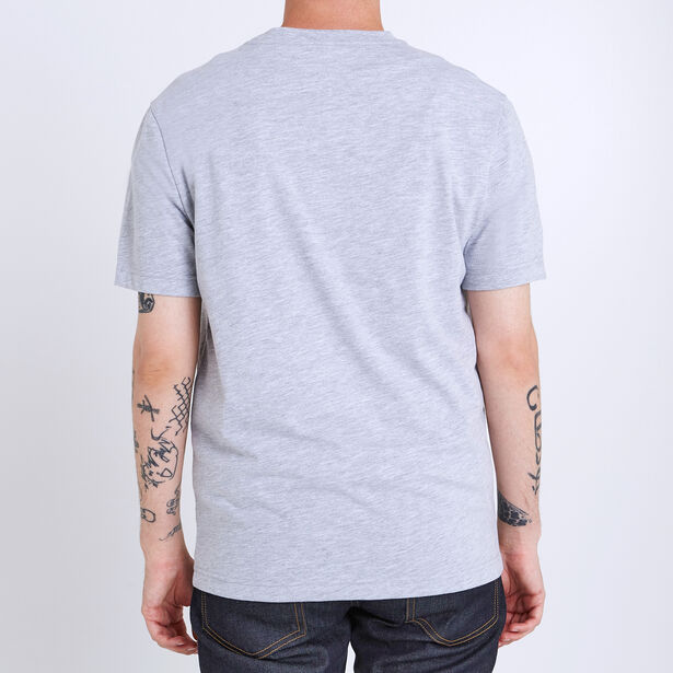 T-shirt ronde hals, voor elke dag van de week 'Tue