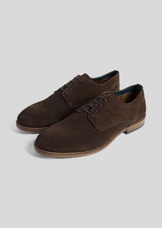 Chaussure SOFT cuir suédé