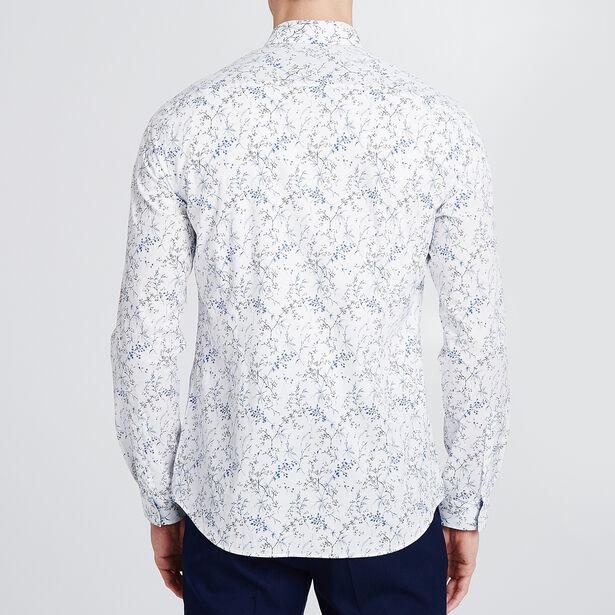 Chemise Slim à fleurs