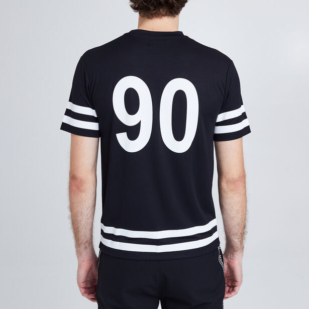 Tee shirt col rond Football Américain