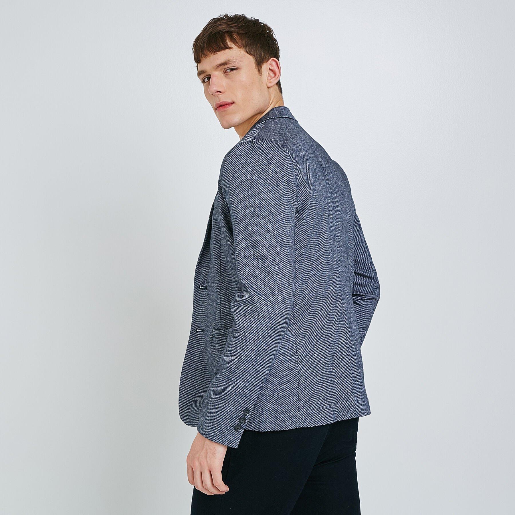 Veste de tailleur en jean