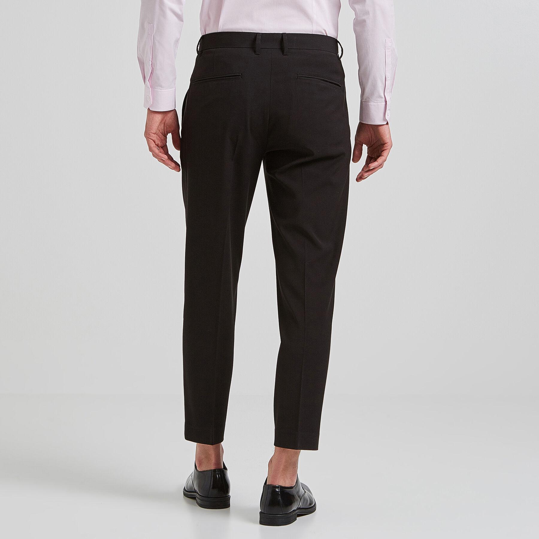 Pantalon à Pinces Cropped