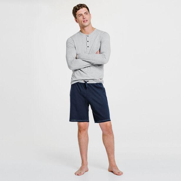 Pigiama con shorts