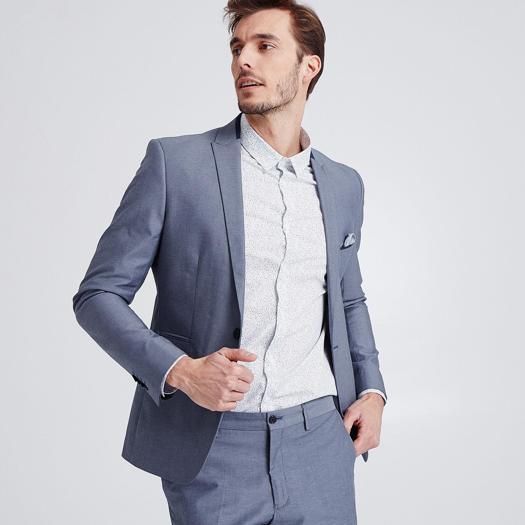 Veste costume homme petite taille