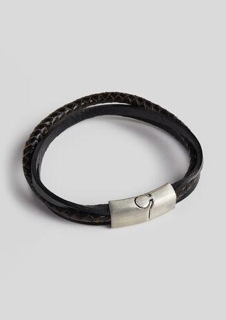 Bracelet Homme  multi cordons