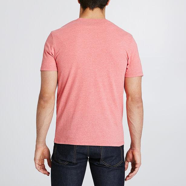 Tee shirt col V uni