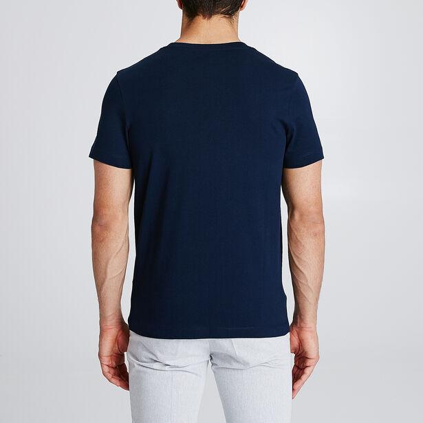 Tee-shirt avec imprimé région normandie