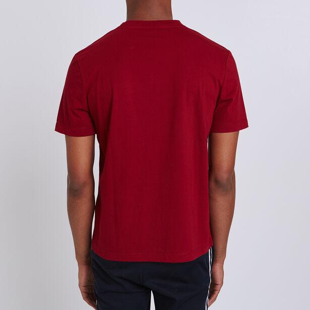 T-shirt met opdruk 'Au Sommet', Jules-collectie