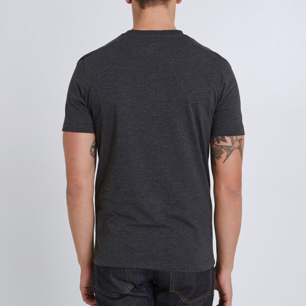 tee shirt col rond monsieur madame heureux homme jules. Black Bedroom Furniture Sets. Home Design Ideas