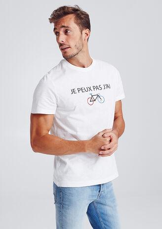 T-shirt onder licentie Tour de France