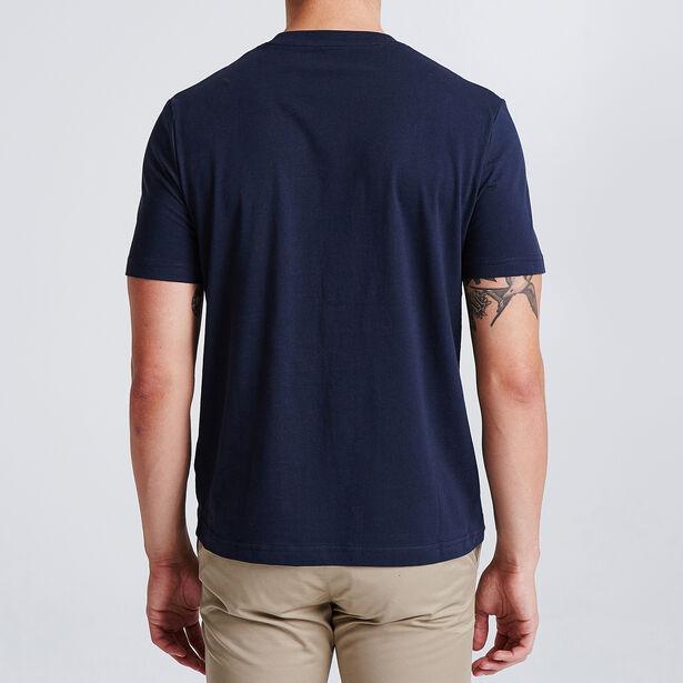 "Tee shirt col rond imprimé texte ""arty garçon mode"