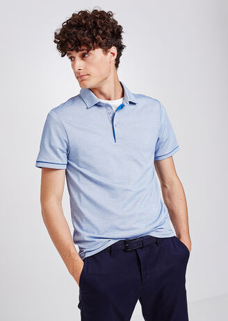 Urban polo in fantasiestof