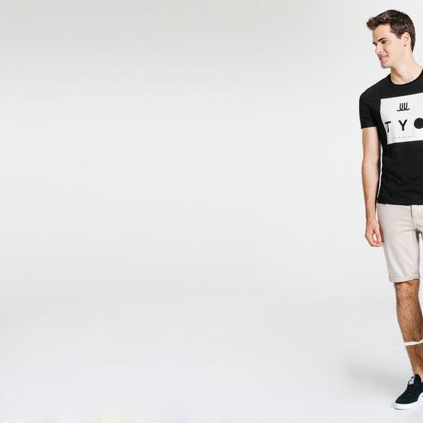 tee shirt imprimé TYO