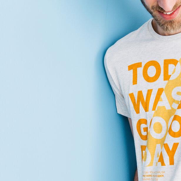 Tee-shirt col rond imprimé