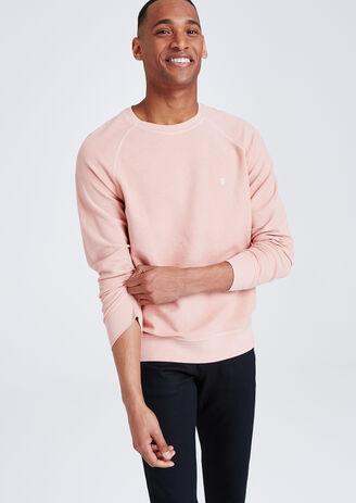 Sweater in piquétricot