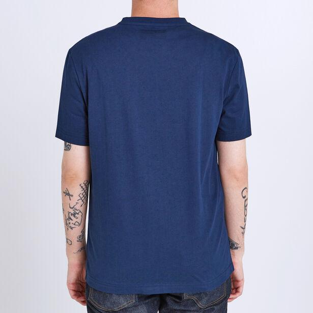 T-shirt ronde hals, voor elke dag van de week 'Thu